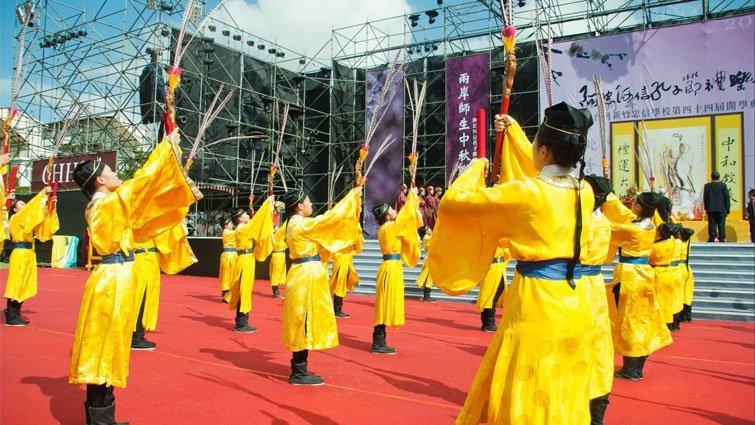 新竹縣忠信學校國中部:三大主題活動扎根品格教育