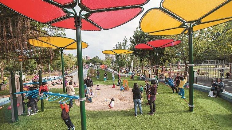 台北市特色公園一覽!替孩子把公園變好玩