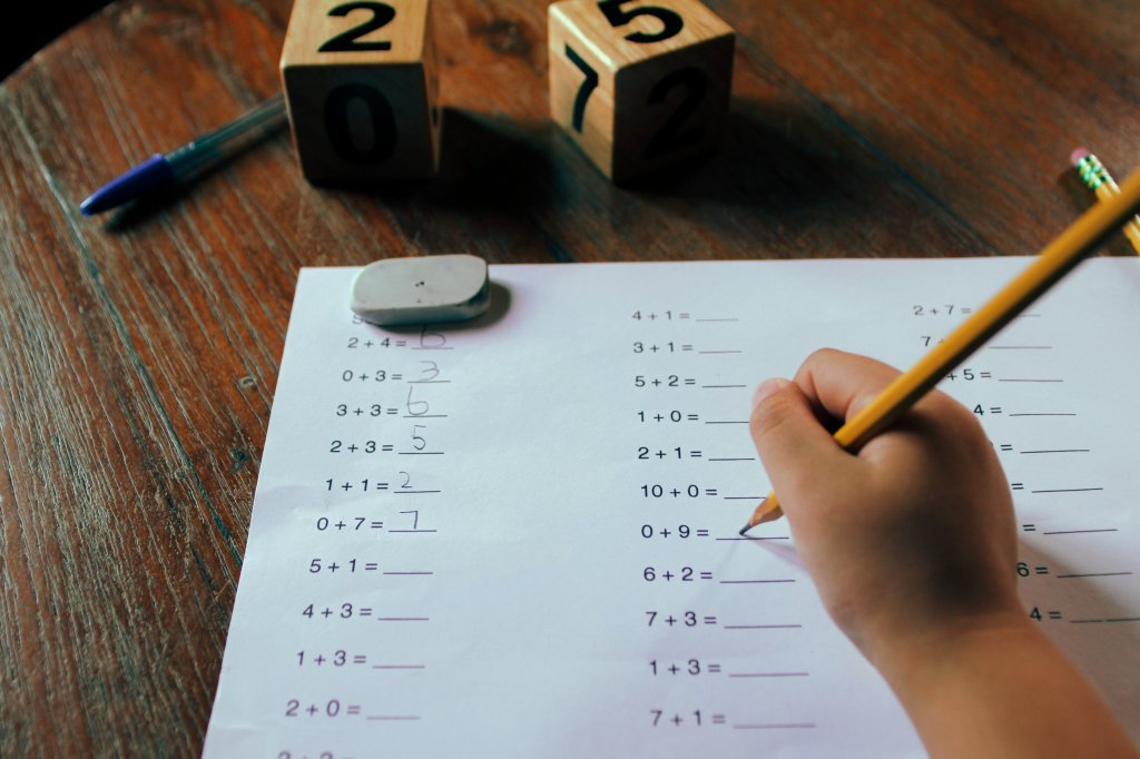 孩子就是學不好數學?肯定是這4大難題沒解決