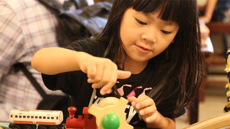 10個小動作,增加孩子的「專注力」