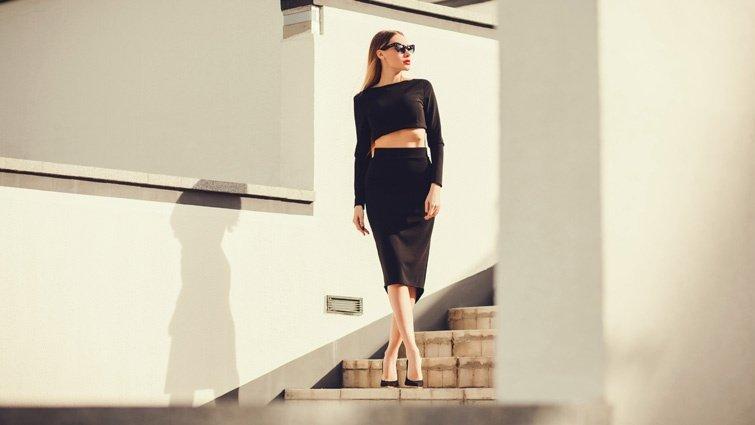 鄧惠文:鉛筆裙