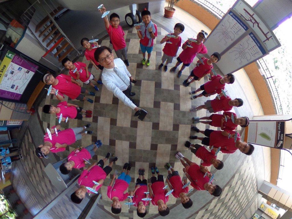 2019暑期康橋領袖營:職業體驗大進擊!探索志趣、體驗樂趣