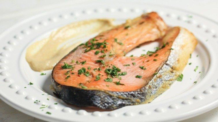 日式定食輕鬆上桌~【西京優格味噌鮭魚】