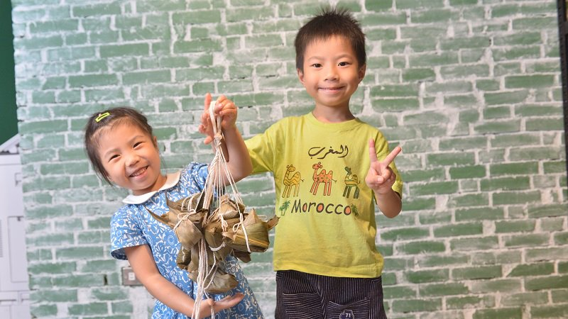 端午節親子一起學包粽,阿嬤的古早味粿粽(上)備料篇