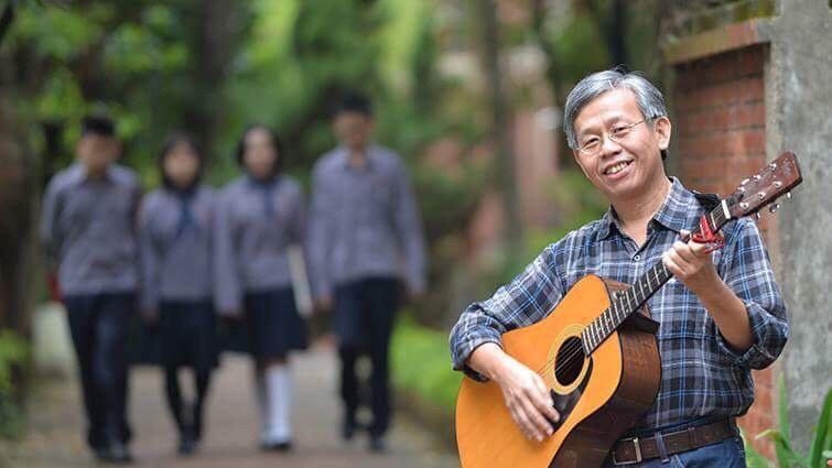 「愛」的導師陳炯堯:父母的錯愛是交易,不是真愛