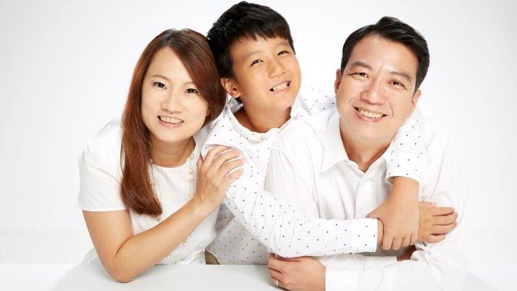 早晨親子共餐黃金時光  培養好情緒、獨立有自信   林媽媽:親子一起吃早餐,讓彥瑾表達力與情緒力雙滿分