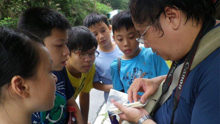 台中市森優生態實驗教育機構:與生活結合,激發學習熱情