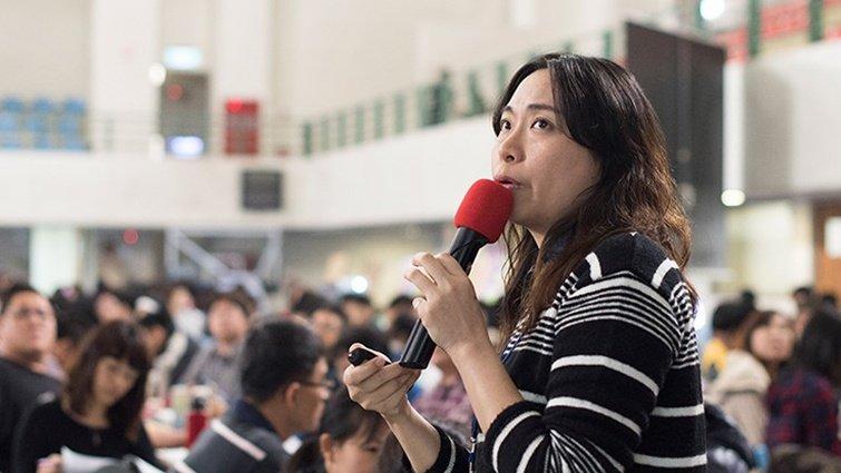藍偉瑩:高中端反對招聯會考招版本的4個為什麼
