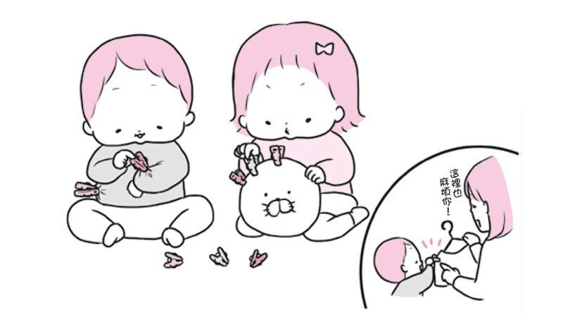 寶寶遊戲圖鑑:1歲篇|在家就可以玩!訓練寶寶身體發育的3種遊戲