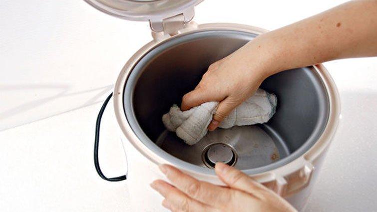 電鍋、電子鍋這樣清潔原來可以延長壽命!