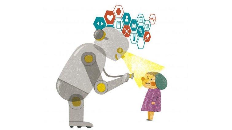 黃瑽寧:AI診斷快又準,醫生會被取代嗎?