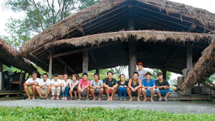 不老部落:讓孩子在部落上學、工作