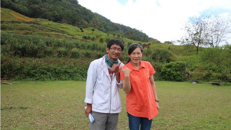 楊傳峰:赤科山上的愛