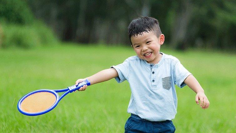 動動身體動動腦,兒童分齡體能活動一覽表