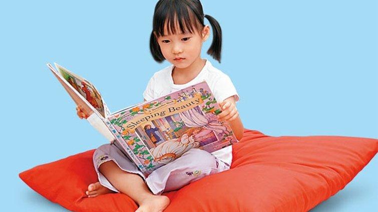 親子共讀 和英語交朋友