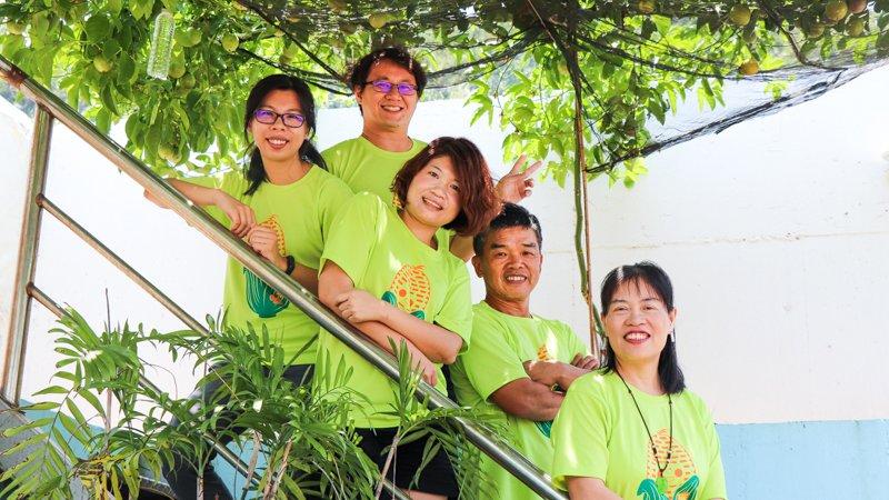 2019教育創新100│玉米田裡的教室 瑞平國小從食農發展特色課程