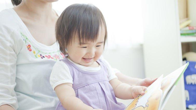 教1歲寶寶說話,連結小腦袋裡的數億個神經元