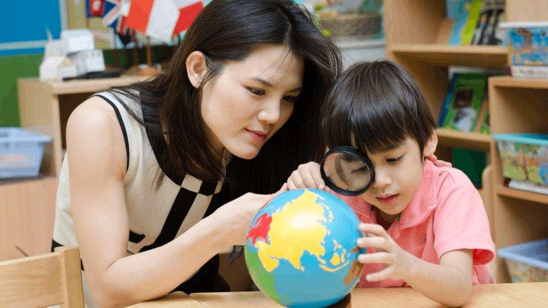 當科學名詞化身為擬人角色?!啟發孩子的理科腦