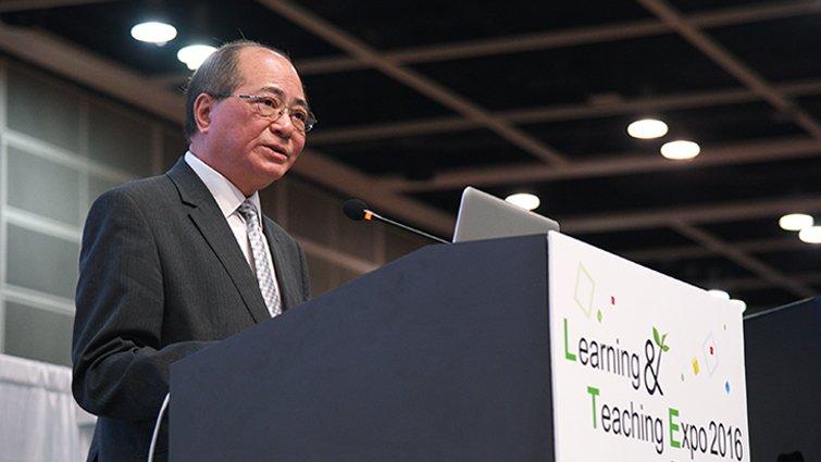 香港教育局長:學習用知識解決問題,比不斷累積知識更重要