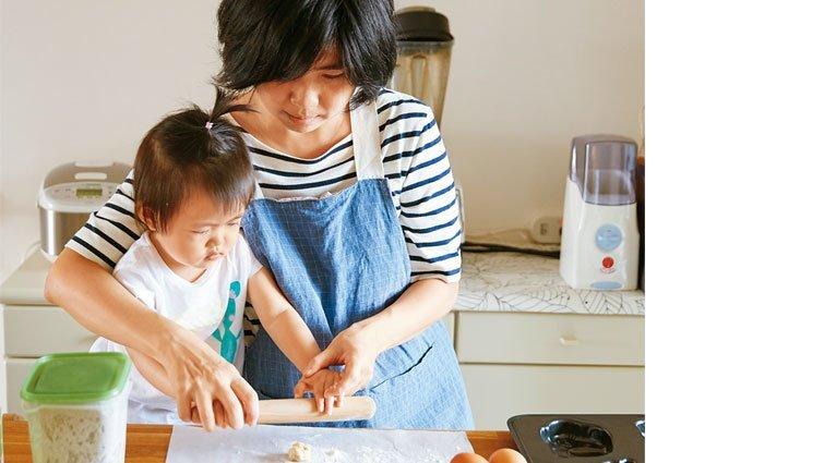 媽媽力改變:從拚廚藝到推食育
