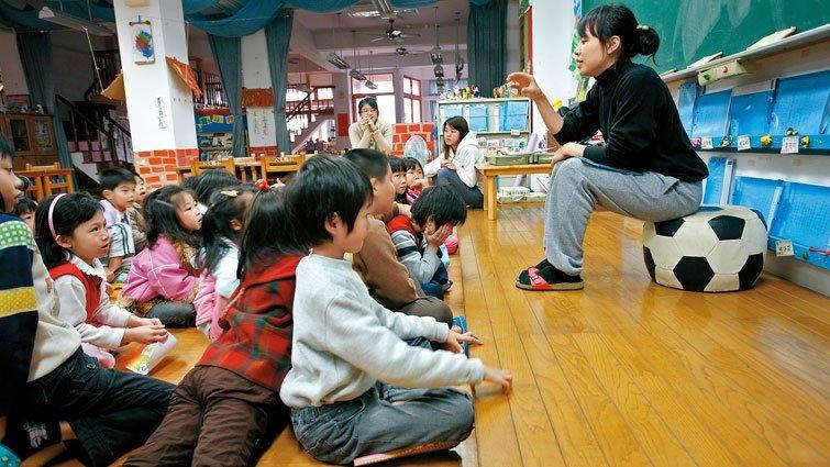 人文中小學:自「組」課程跑快走慢孩子選
