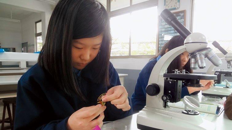 新北市竹林高中國中部:樸實平民化的私校