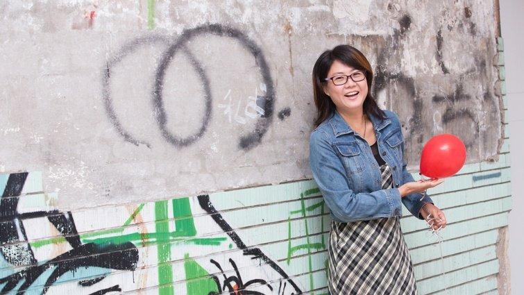 陳安儀:迷戀張愛玲時,把小說抄寫一遍