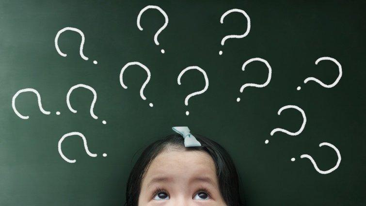 問題,引導小孩的思考