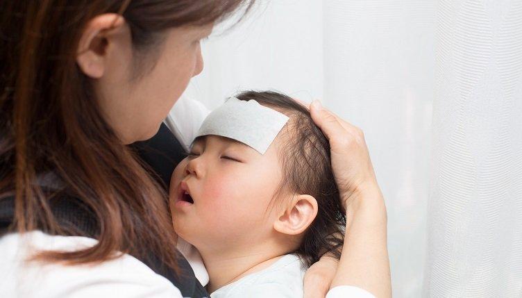 降溫大作戰!小孩發燒處理三原則