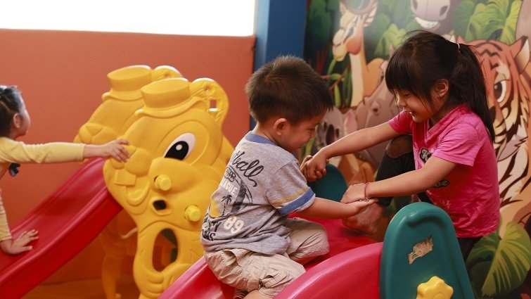 如何處理孩子與友伴間的衝突?