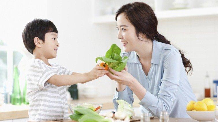 掌握秘訣,讓孩子開心大口吃蔬菜