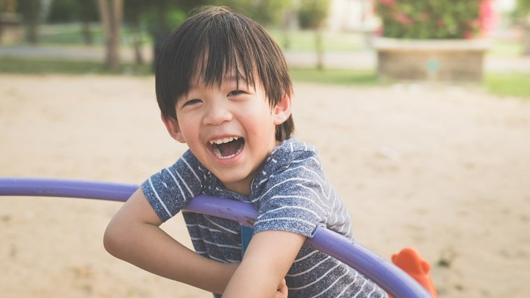 6心法,培養樂觀正向的孩子