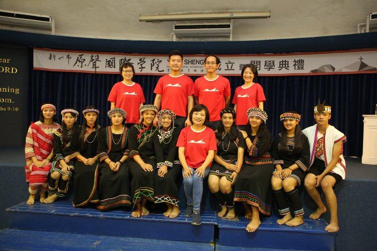 台灣原聲教育協會辦原民實驗高中,音樂為主軸必修合唱,走回部落走向世界