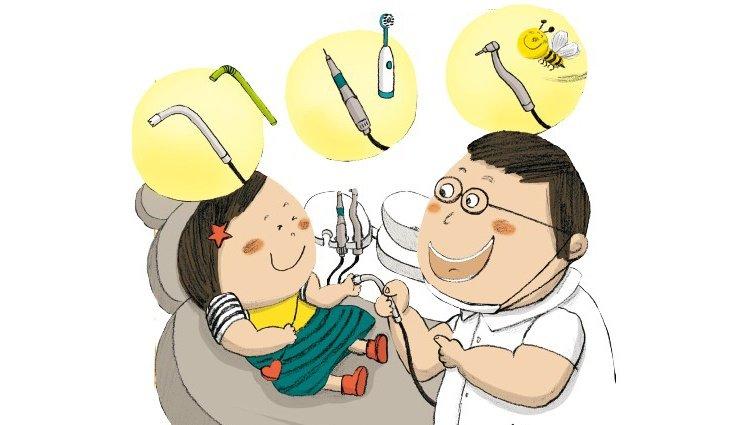 光光老師:這樣做,孩子不再害怕看牙