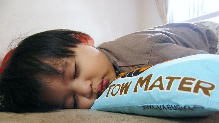 幫助孩子開發潛能,這樣睡就對了