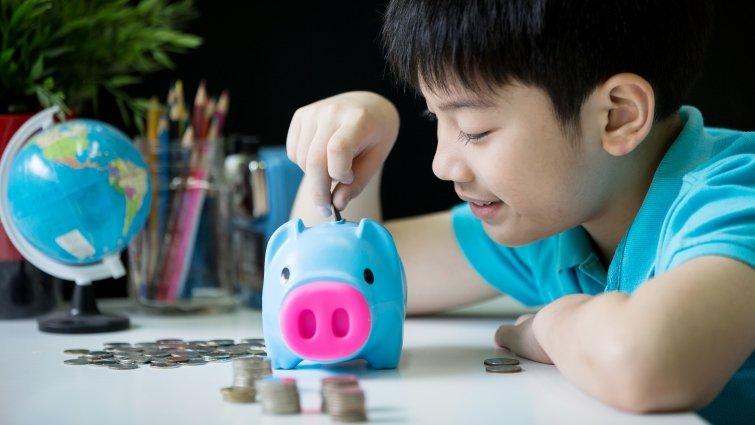 王文華:善用紅包、消費券教孩子理財