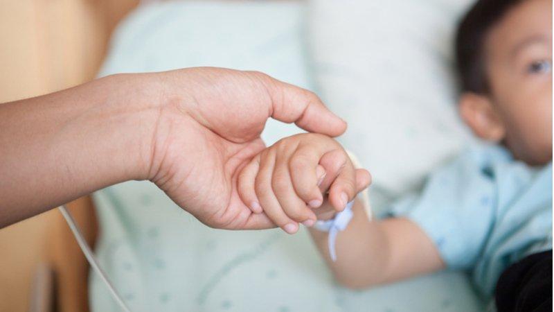放手的學習 小兒科醫師:別讓孩子痛苦到最後一刻