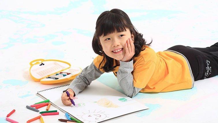 如何幫助愛畫畫的孩子