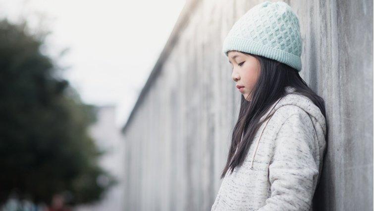 選擇性緘默症孩子的雙面生活