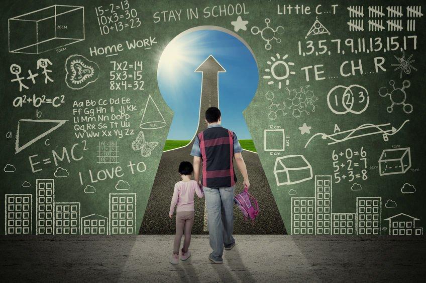 由父母對孩子的關懷出發,看見教育為世界帶來改變