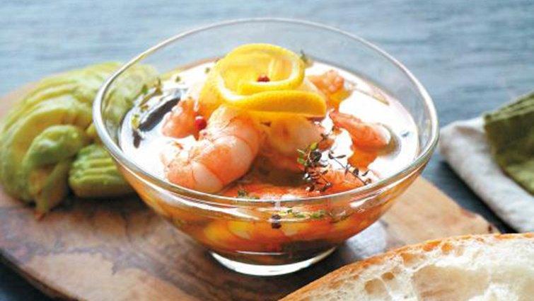 自炊食代的極光家之味:永續海洋,從「吃對魚」開始