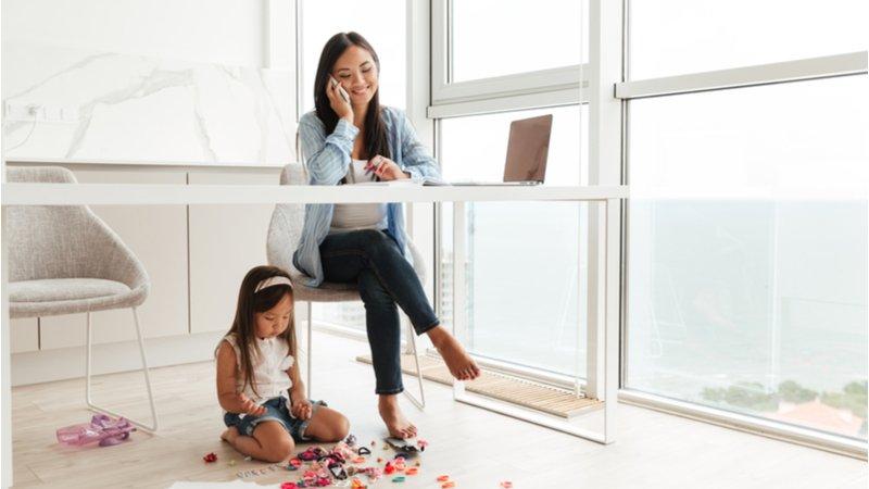 中研院研究:有全職工作的媽媽,感受更幸福