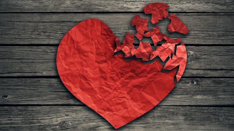 我們的心可能會碎,但是我們的人生不必隨之停擺