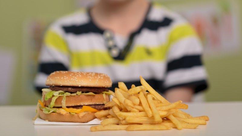 別讓垃圾食物成為孩子的最愛!