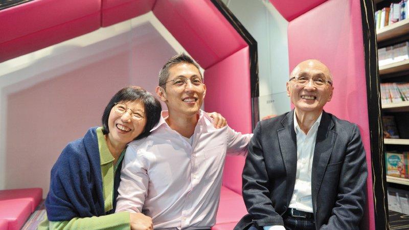 吳怡農、吳乃德、林惠英 親子對談:「高標準」父母的身教從小影響我