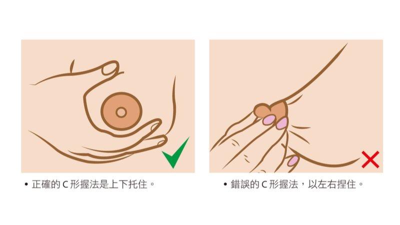 吸到「簌簌叫」其實是不正確含乳 媽媽應避免的4個餵奶姿勢