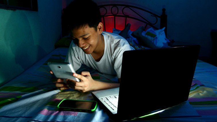 數位時代教養全攻略之3:教青少年健康使用3C