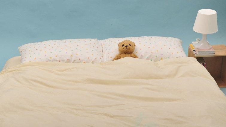 夢遊症好發於6至12歲兒童