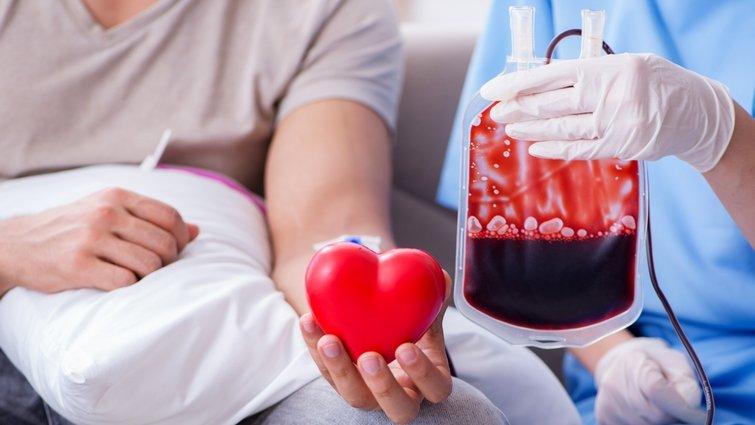 1萬c.c.的血液   救了我老婆,也救了我和三個孩子!