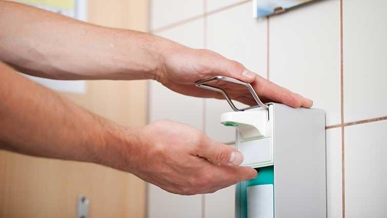 防病毒性腸胃炎,不能只靠酒精乾洗手 加這2招更有效